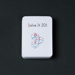 Solve It 20!